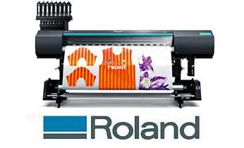 Dye Sublimation Printers Roland